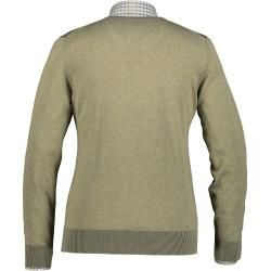 Photo of State of Art Pullover, V-Ausschnitt, Rippendetails State of Art