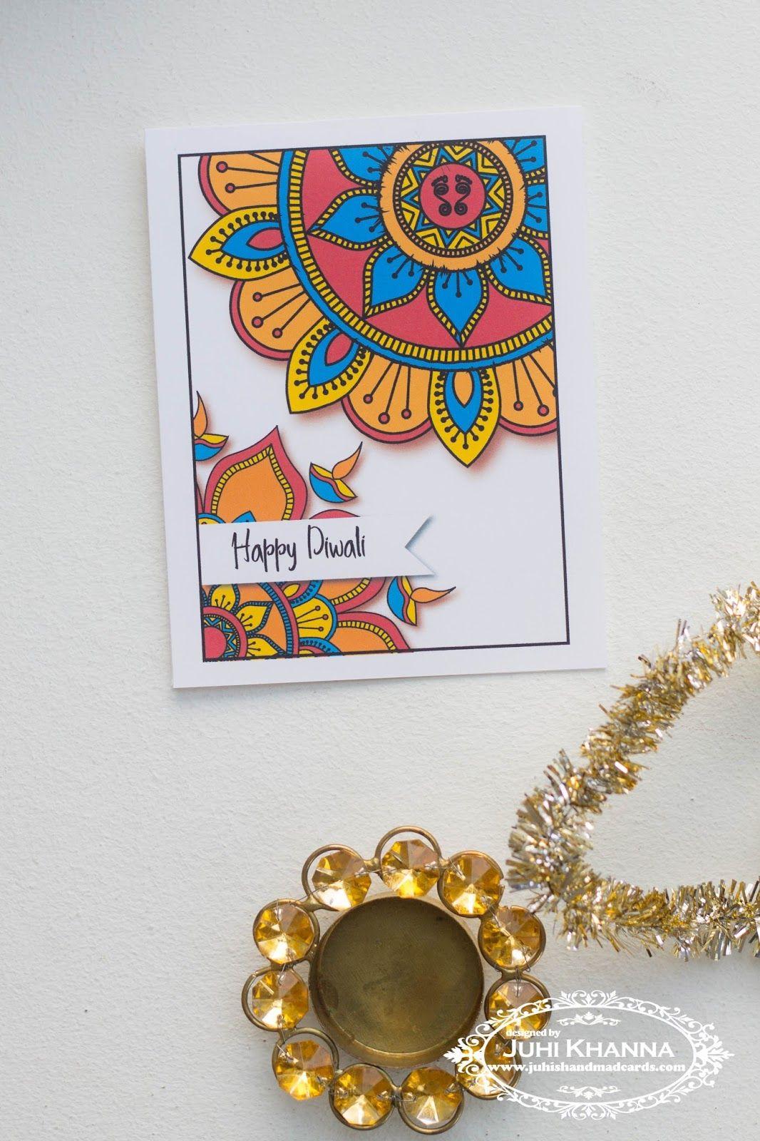 Free Printable Diwali Cards Greeting Cards Pinterest Diwali