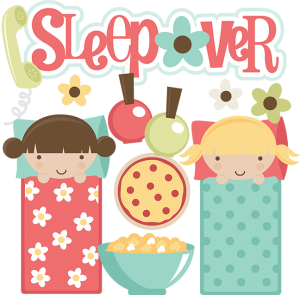 sleepover svg files for scrapbooking sleepover clipart cute rh pinterest com clipart sleepover party sleepover clipart png