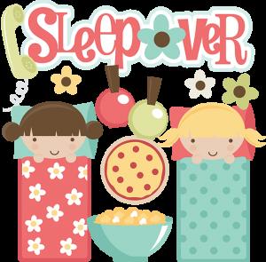 sleepover svg files for scrapbooking sleepover clipart cute rh pinterest com spa sleepover clipart clipart sleepover pictures