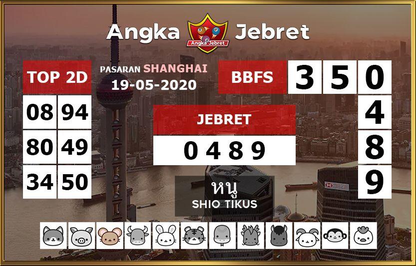 Togel shanghai cobra hari ini 2018