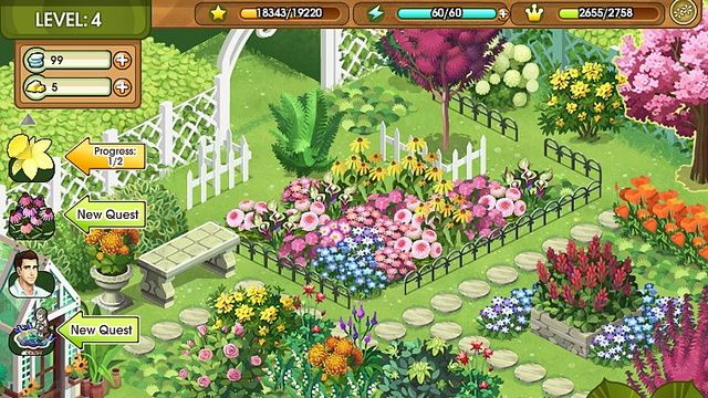 Full Bloom Is One Puzzling Gardening Simulator Bloom Social Games Secret Garden