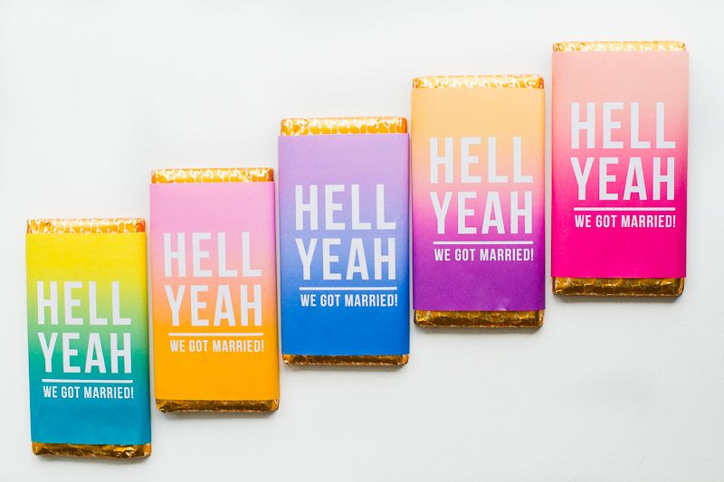 FREE PRINTABLE CHOCOLATE BAR WRAPPERS FOR YOUR FAVOURS DIY