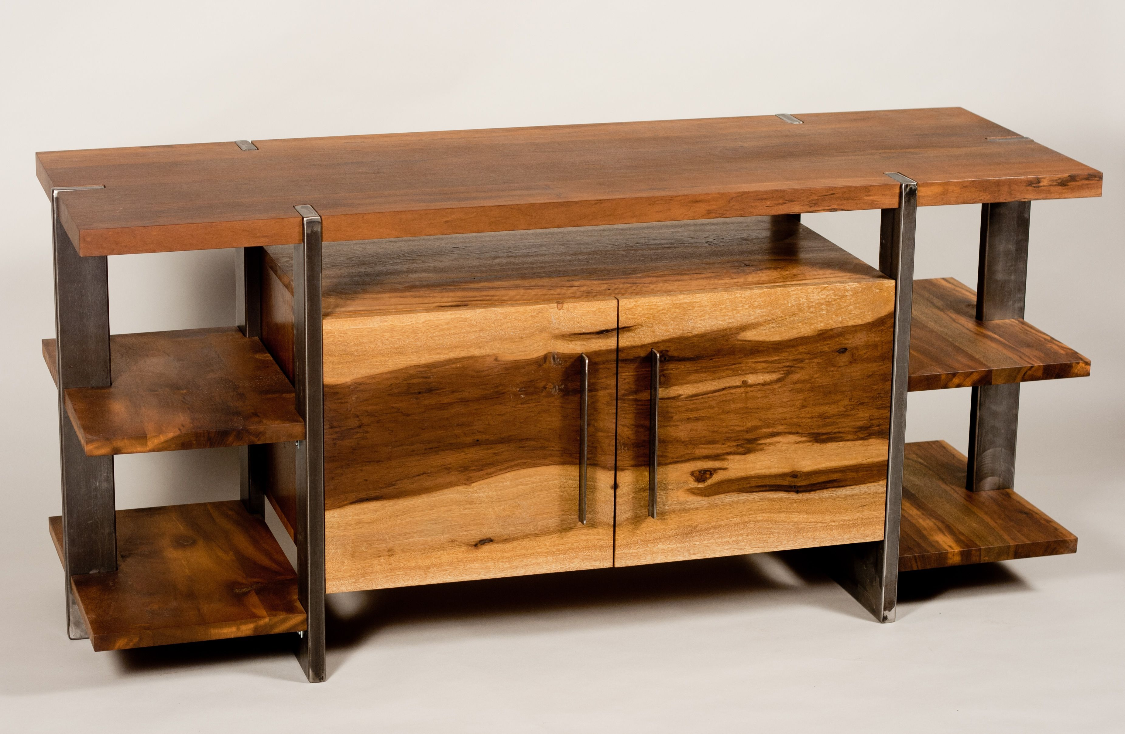 custom wood and metal entertainment center should an individual  - custom wood and metal entertainment center should an individual want tomaster woodworking skills try