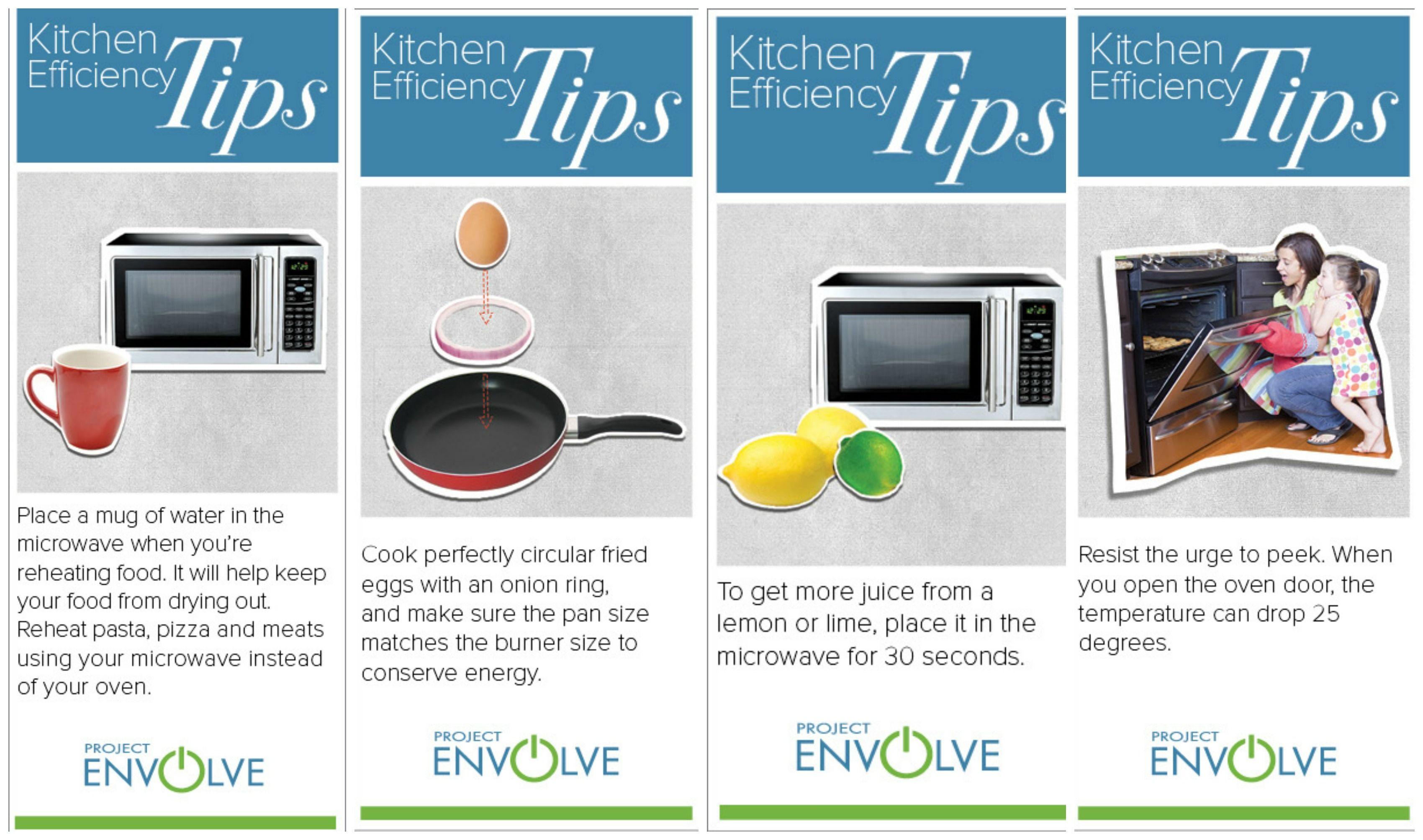 Cooking Smarter: Saving Energy and Money Kitchen Tips -Pandora\'s ...
