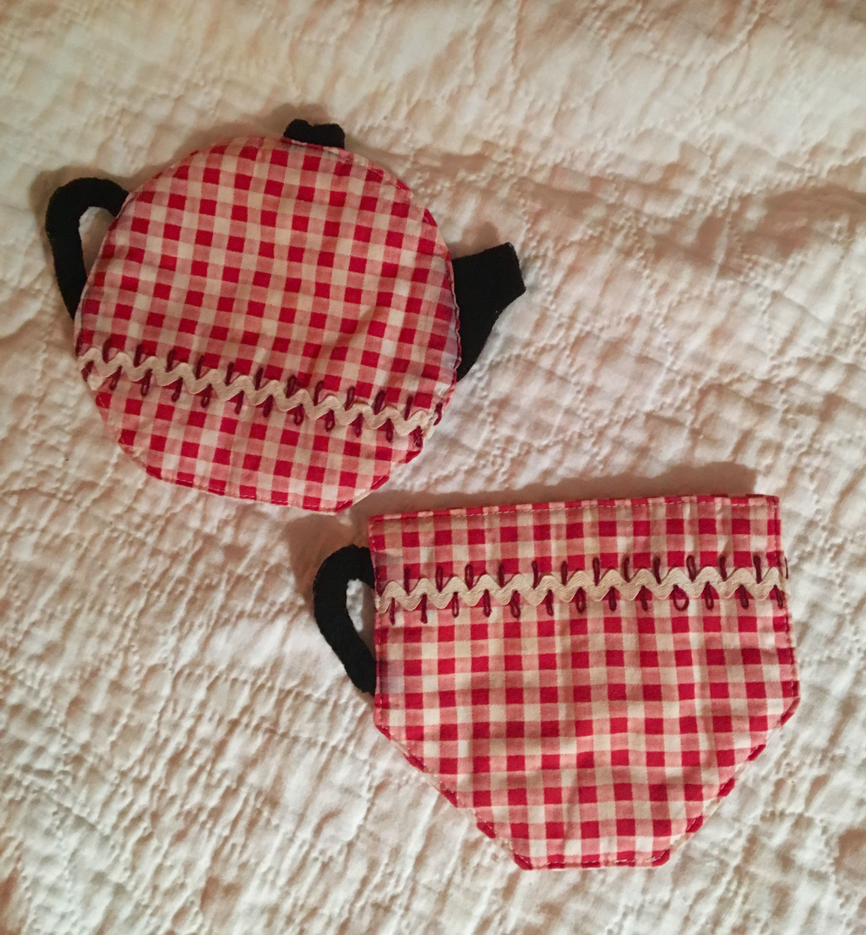 Pot Holders, Holder, Coin Purse