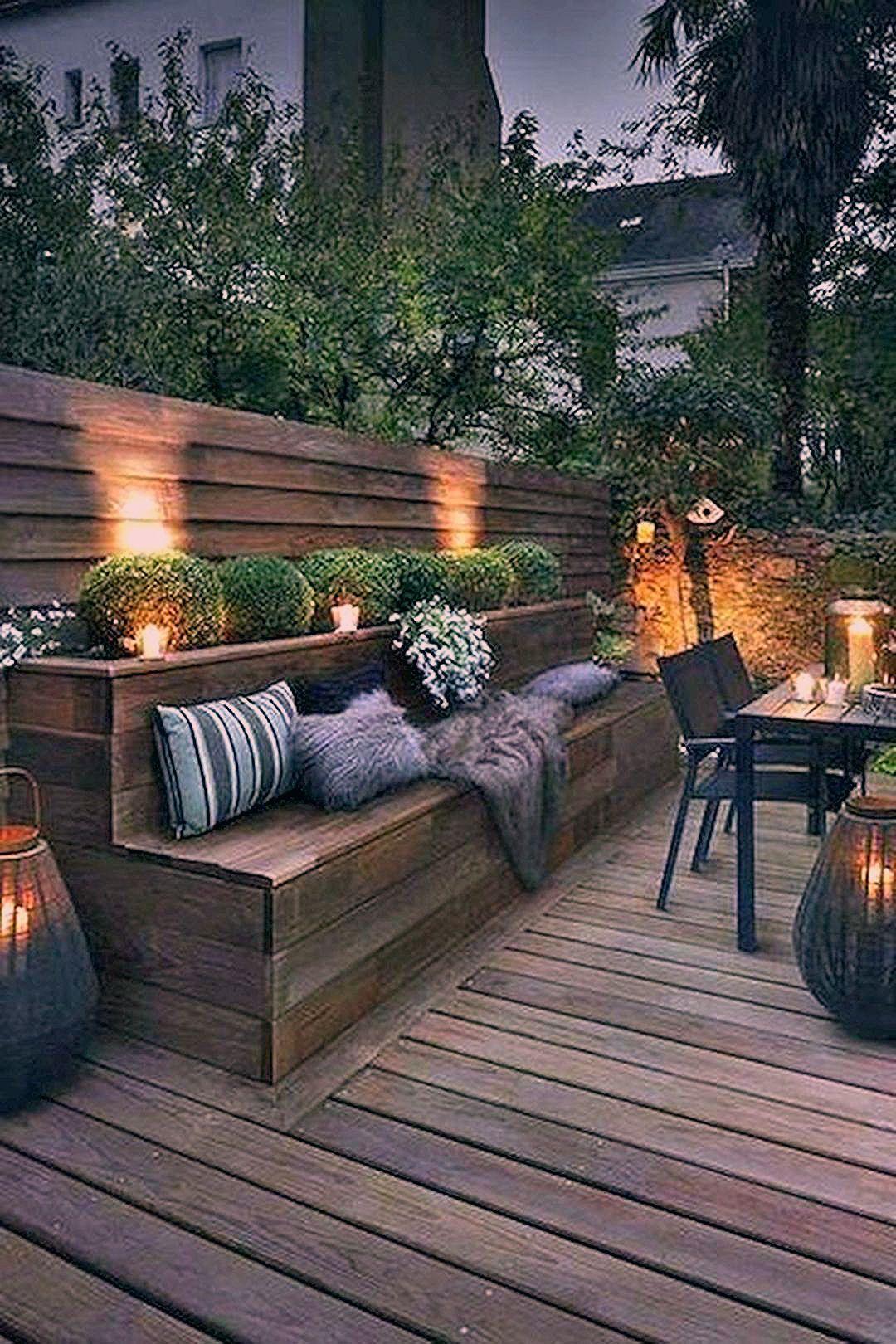 Photo of 15 Modern Deck Patio Ideas For Backyard Design And Decoration Ideas – Blog'um