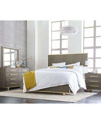 Petra Bedroom Furniture Collection | macys.com | Home | Pinterest