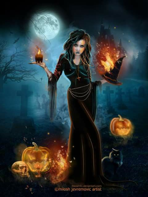 Pin by alba luz on brujas Pinterest - halloween backdrop