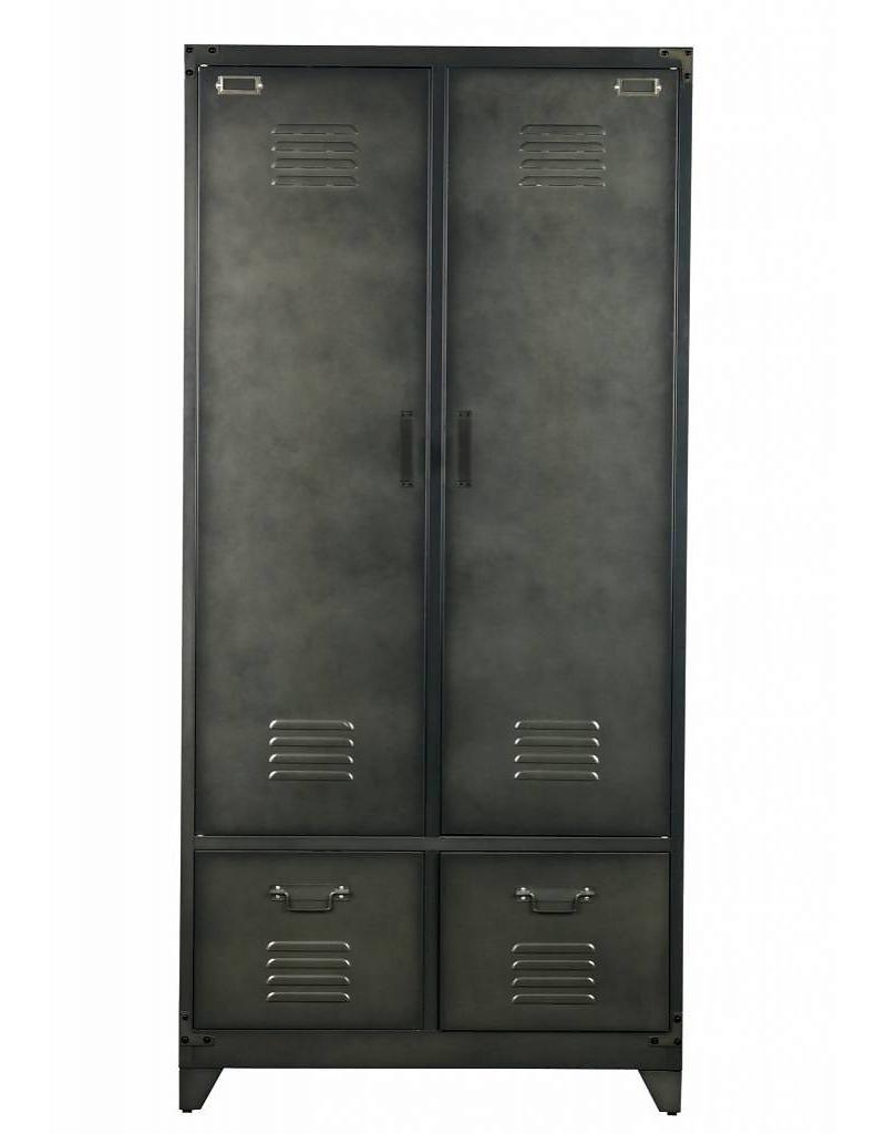 Industriele Grote Kast.Kast Locker Metaal Industrial Loft Metal Lockers Locker