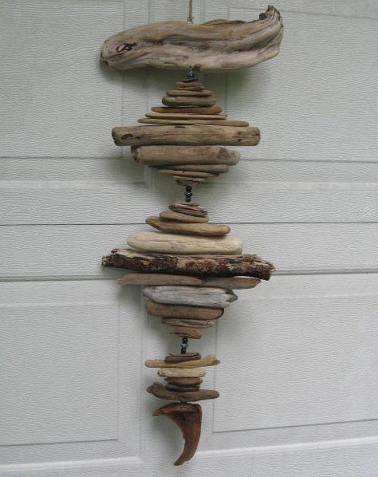 Photo of GbHome GH-6797 dekorativ tre nøkkelring med hengende tredør … …