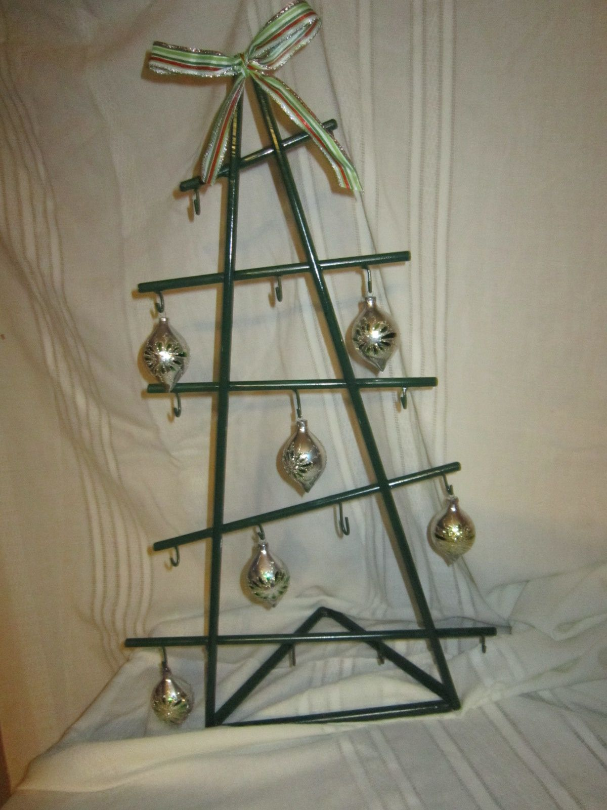 Wrought Iron Christmas Tree Ornament Holder from Pergram ...