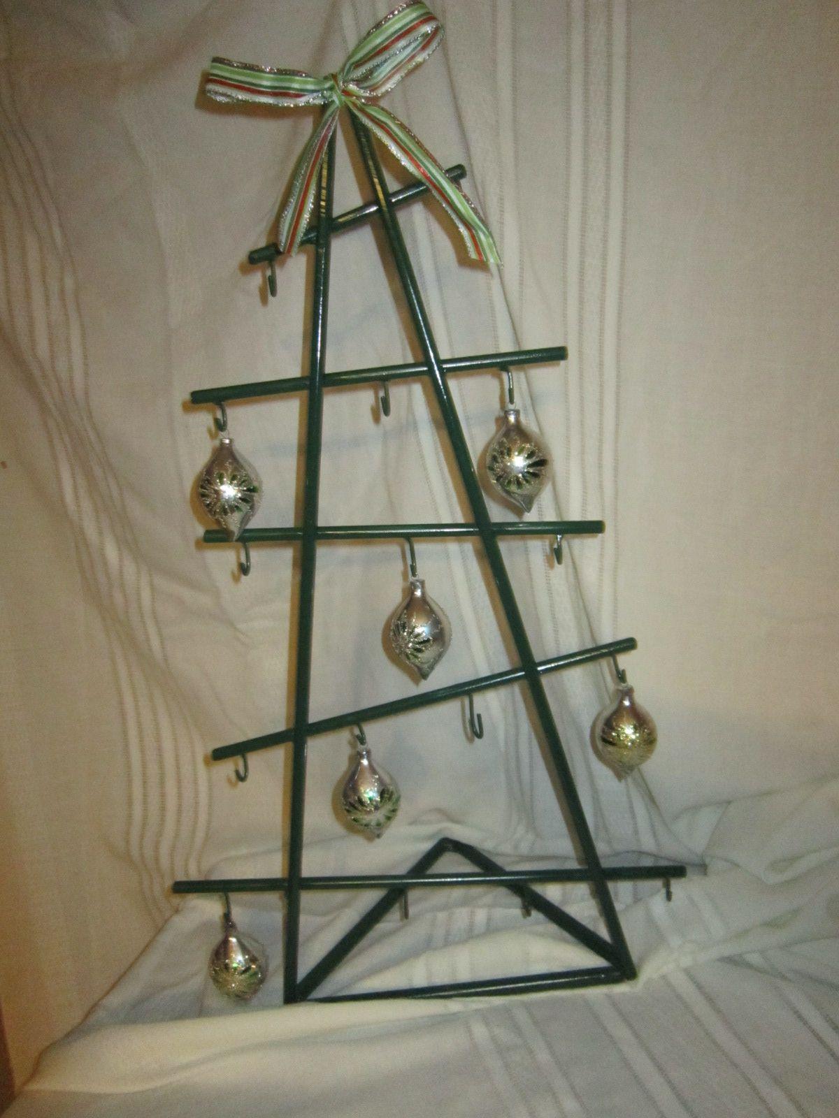 Wrought Iron Christmas Tree Ornament Holder From Pergram Iron Works Via Etsy