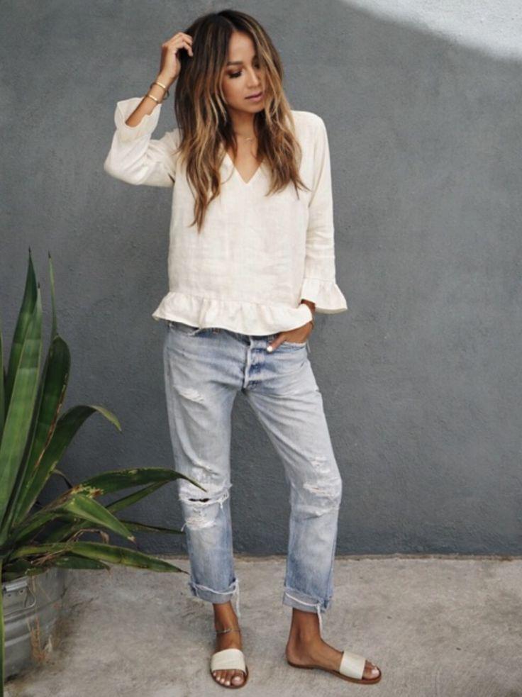 How To Wear Straight Leg Jeans - #Jeans #Leg #rupees #Straight #Wear #howtowear