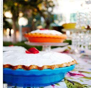Fiesta ware pie plates! & Home made pies... Fiesta ware pie plates! | Fiestaware | Pinterest ...