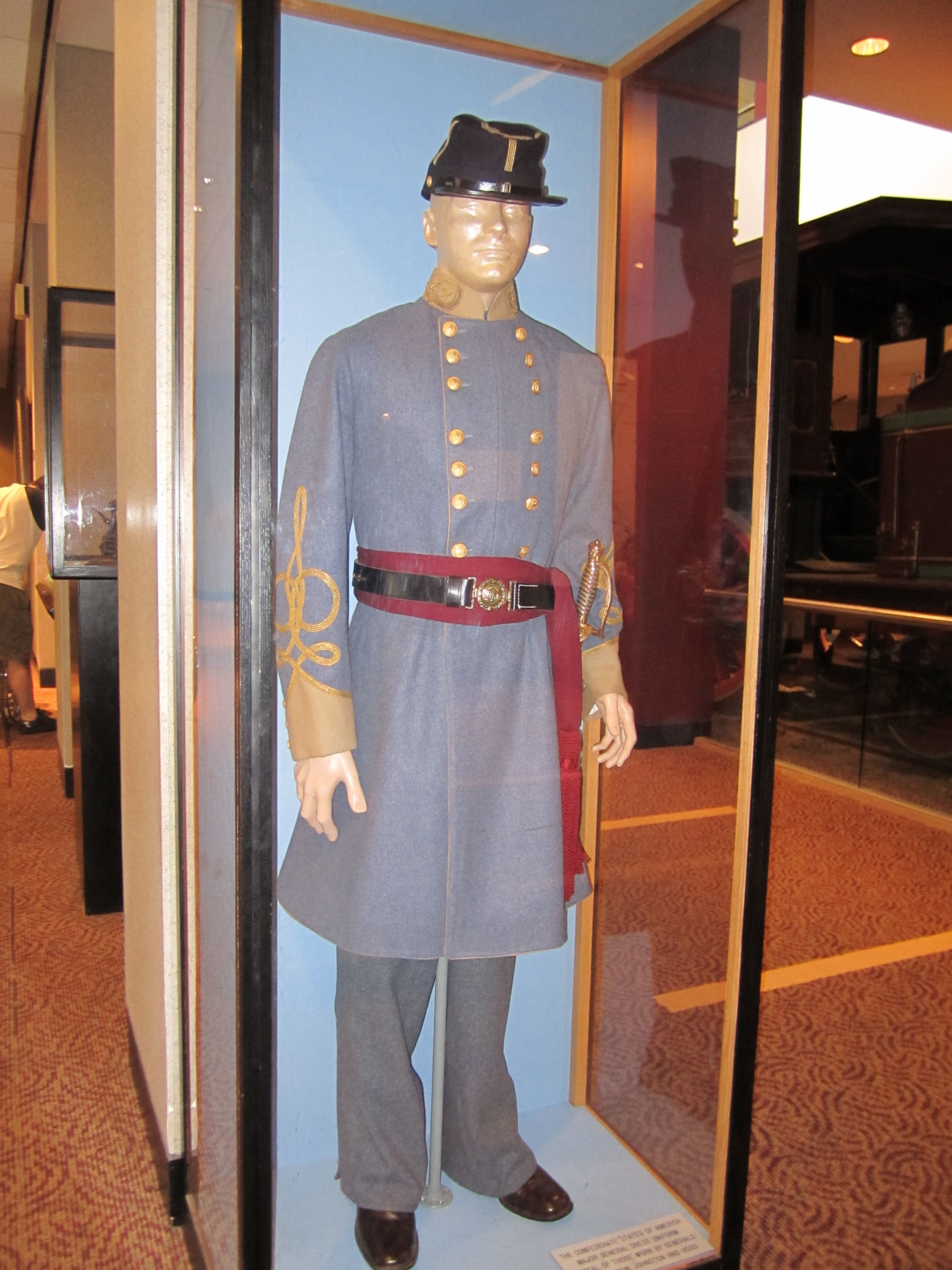 Confederate Army Uniform Civil War