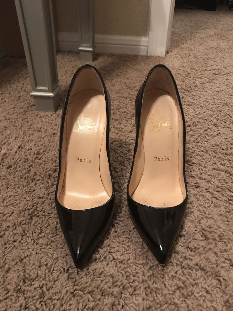 30bf905008e1 Christian Louboutin Pigalle Heels