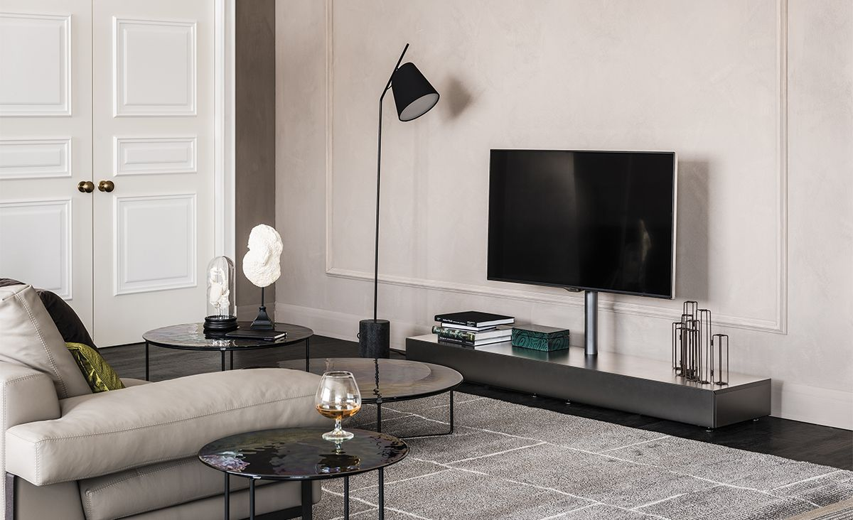 Cattelan Italia Pixel TV unit by Paolo Cattelan | Mobili ...