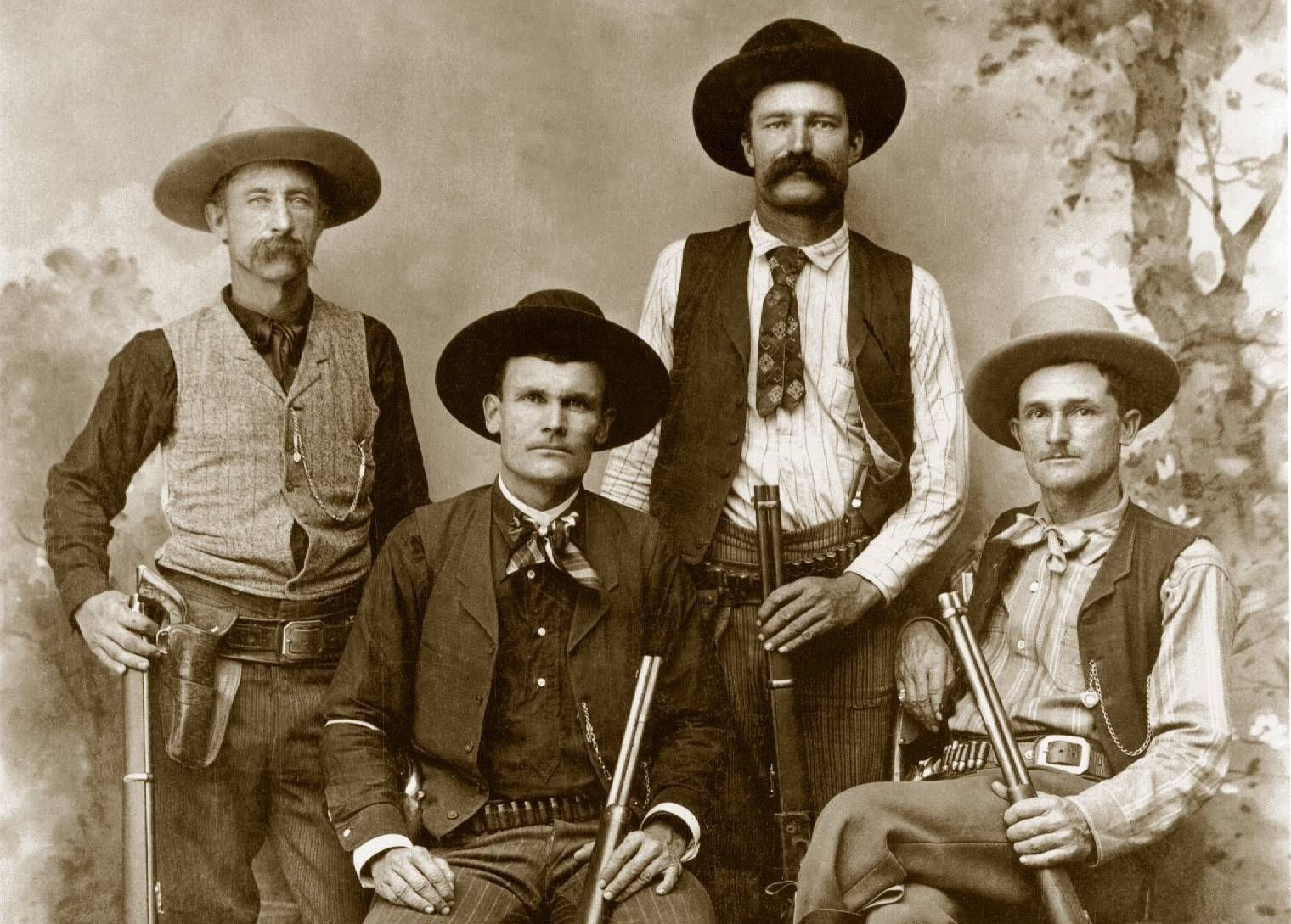 The Texas Rangers On The Shattered Frontier Old West Outlaws American Frontier Old West