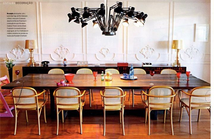 awesome dining room