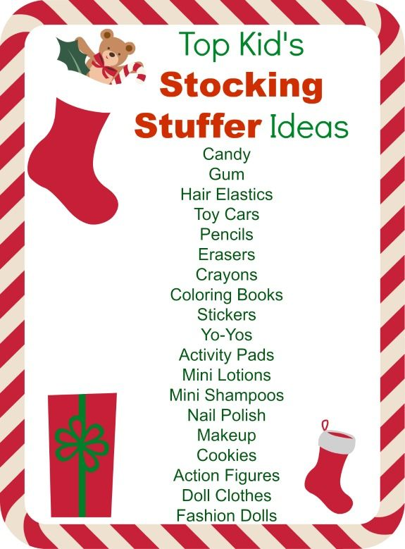 Christmas Stocking Stuffers top kids stocking stuffers ideas and hot gifts from cvs under $50