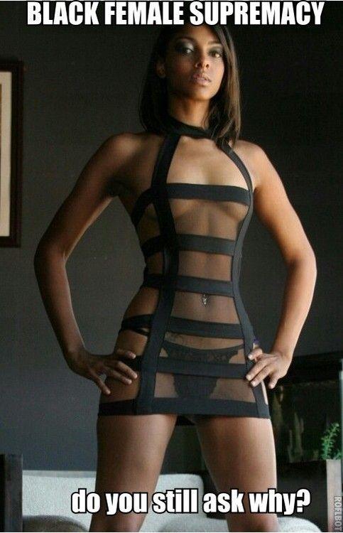 Black female femdom