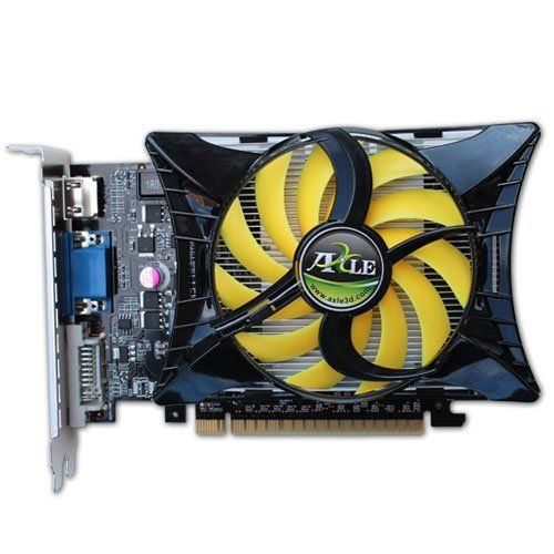 Axle3d Nvidia Geforce Gt 630 4gb Ddr3 128 Bit Pci Express W Vga Dvi Hdmi Video Card By Axle3d 84 95 Buy Fr Graphic Card Video Card Computer Accessories
