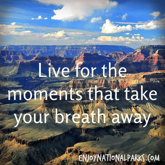 Quotes Archives - Enjoy National Parks   Grand canyon quotes ...