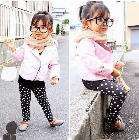 cc3580fe9 Como vestir a niñas de 2 a 10 años | Eyeglasses, the new cool ...