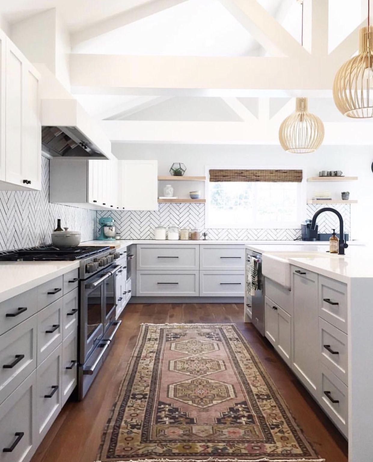 Kitchen | Home life | Pinterest | Kitchens, Hacienda kitchen and ...