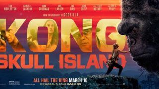 Jackson LICENSED NEW Kong: Skull Island Movie POSTER 27 X 40 Samuel L USA C