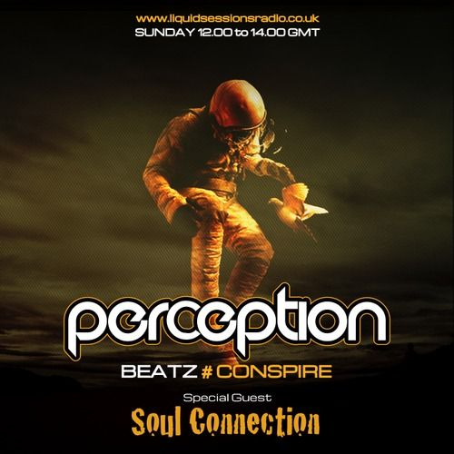 Perception Beatz Radio - Conspire & Soul Connection - 28th Sept14 by CoNsPiRe on SoundCloud