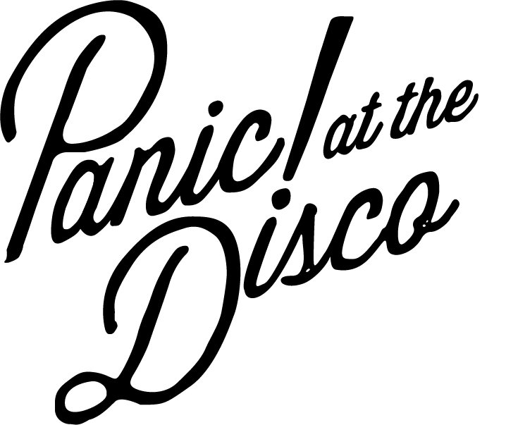 panic at the disco logo vector by unkemptdoodlings. Black Bedroom Furniture Sets. Home Design Ideas