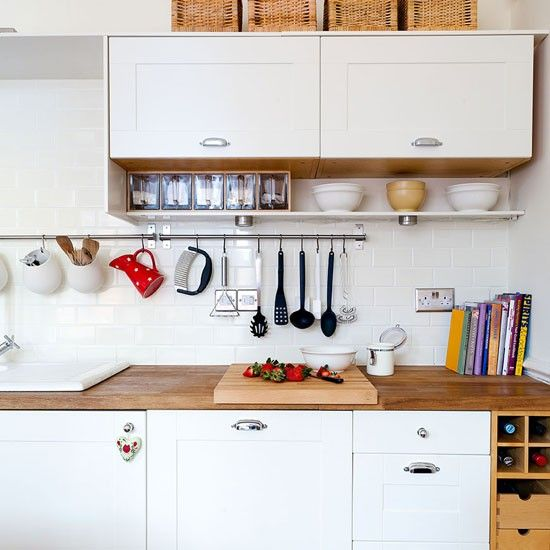 Kitchen conversion Clever storage ideas, Storage ideas and Clever