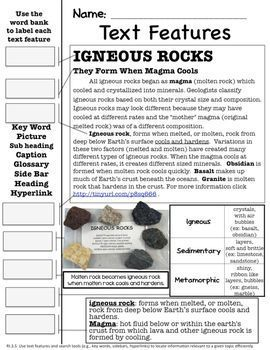 3rd grade earth science rocks and minerals 10 day lesson plans tpt science lessons third. Black Bedroom Furniture Sets. Home Design Ideas