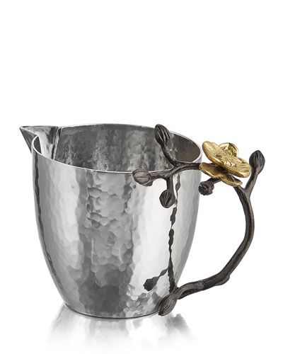 Gold Orchid Mini Pitcher