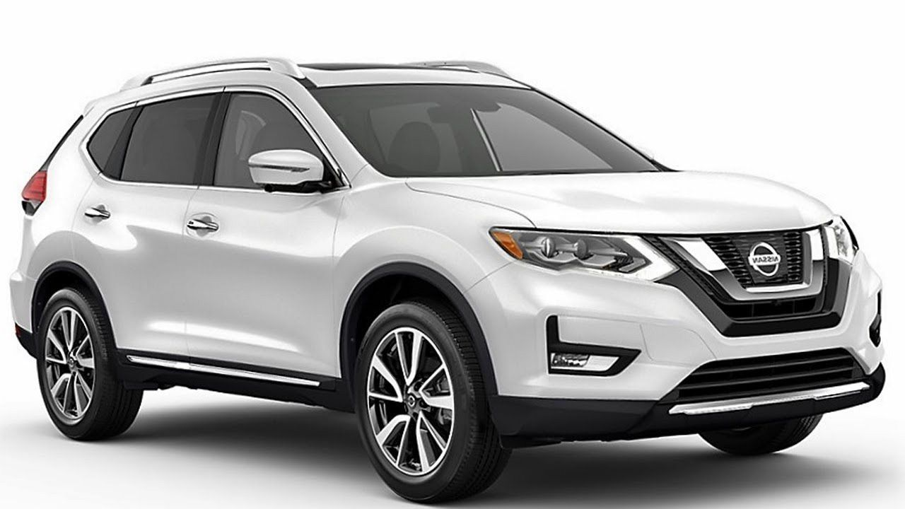 2020 Nissan Rogue Hybrid Mobil