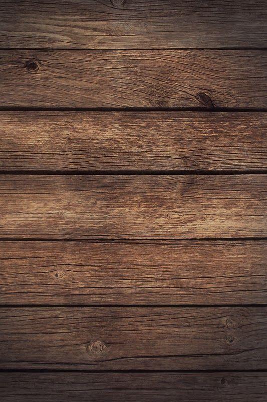 Wood Wallpaper, Brown