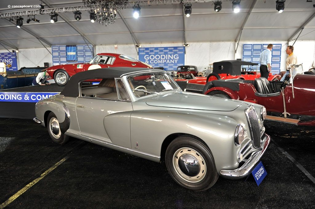 1951 Lancia Aurelia B50 Coachwork: Pininfarina
