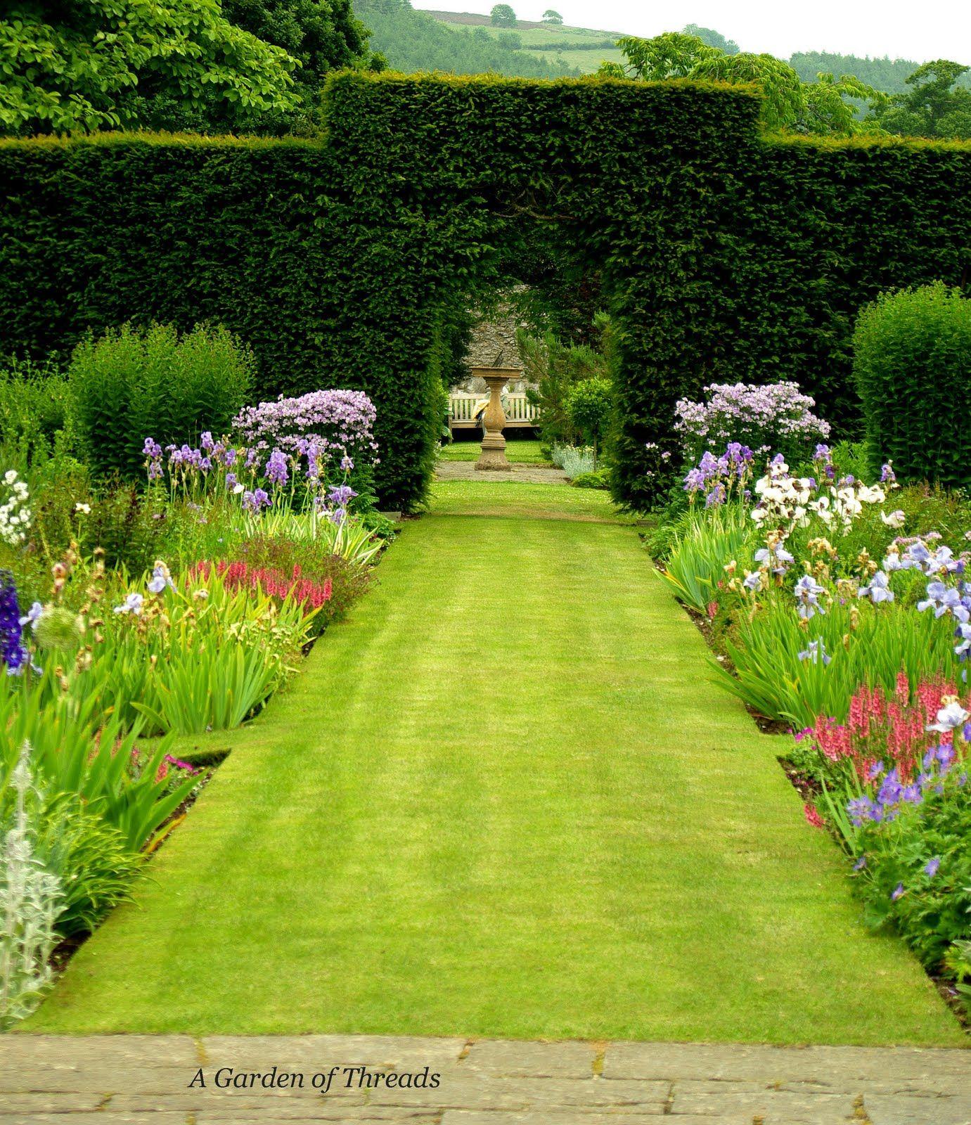 The Walled Garden of Glenarm Castle | Garden, Most ...