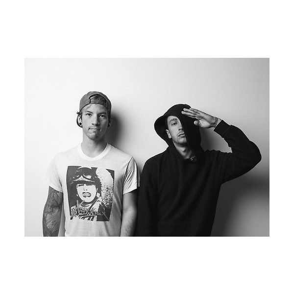 Tumblr ❤ liked on Polyvore featuring twenty one pilots