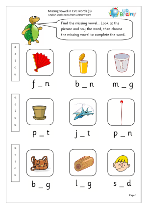 Printables Cvc Words Worksheets cvc word worksheets versaldobip words worksheet davezan