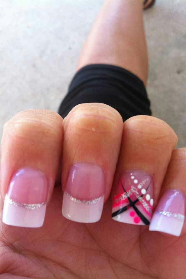 Pin by Lindsey Anderson on N A I L S ! | Pinterest | Nail nail and ...