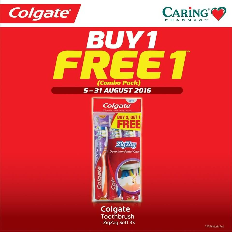 sales promotion techniques adopted by colgate
