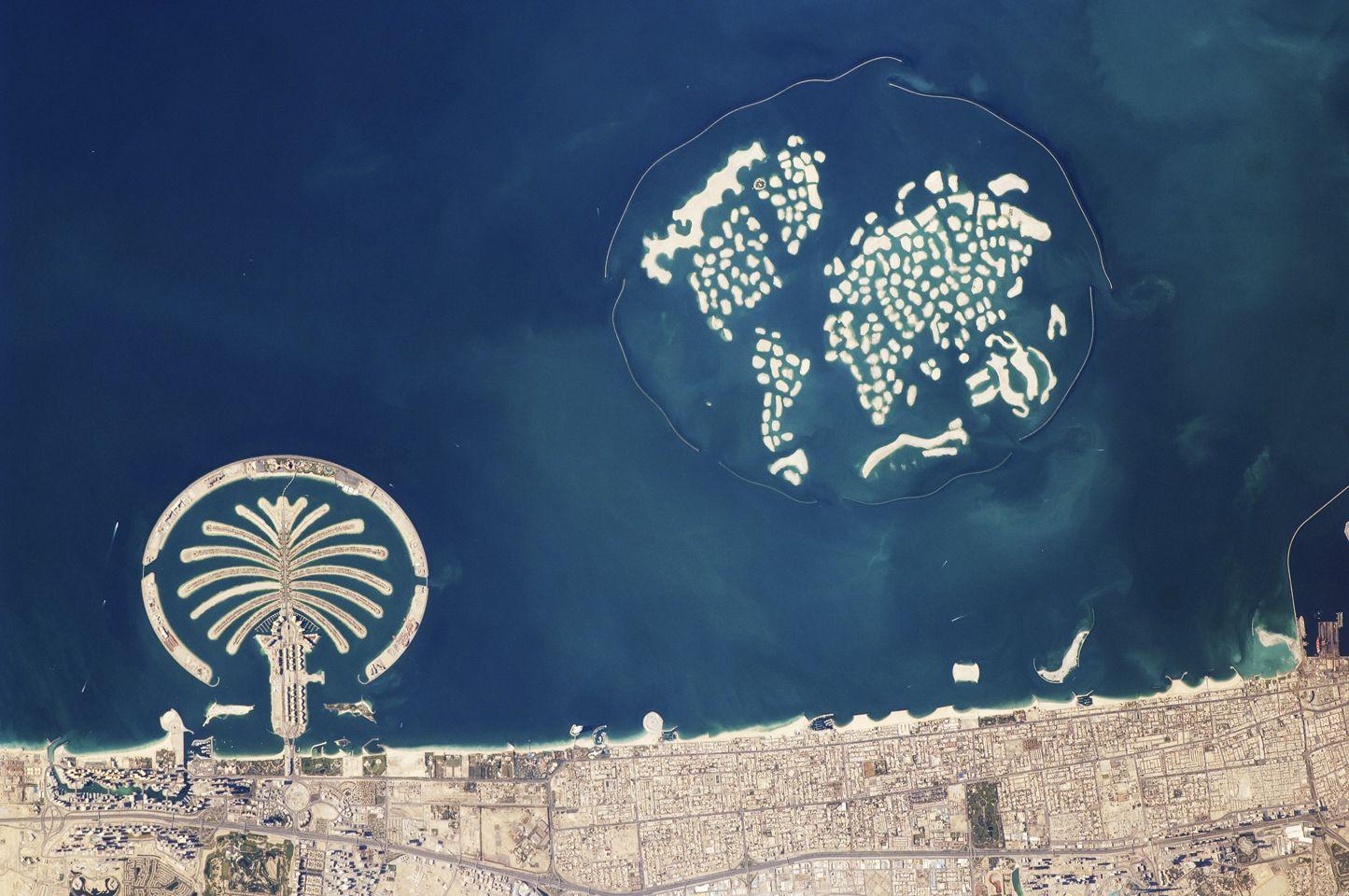 off the coast of UAE