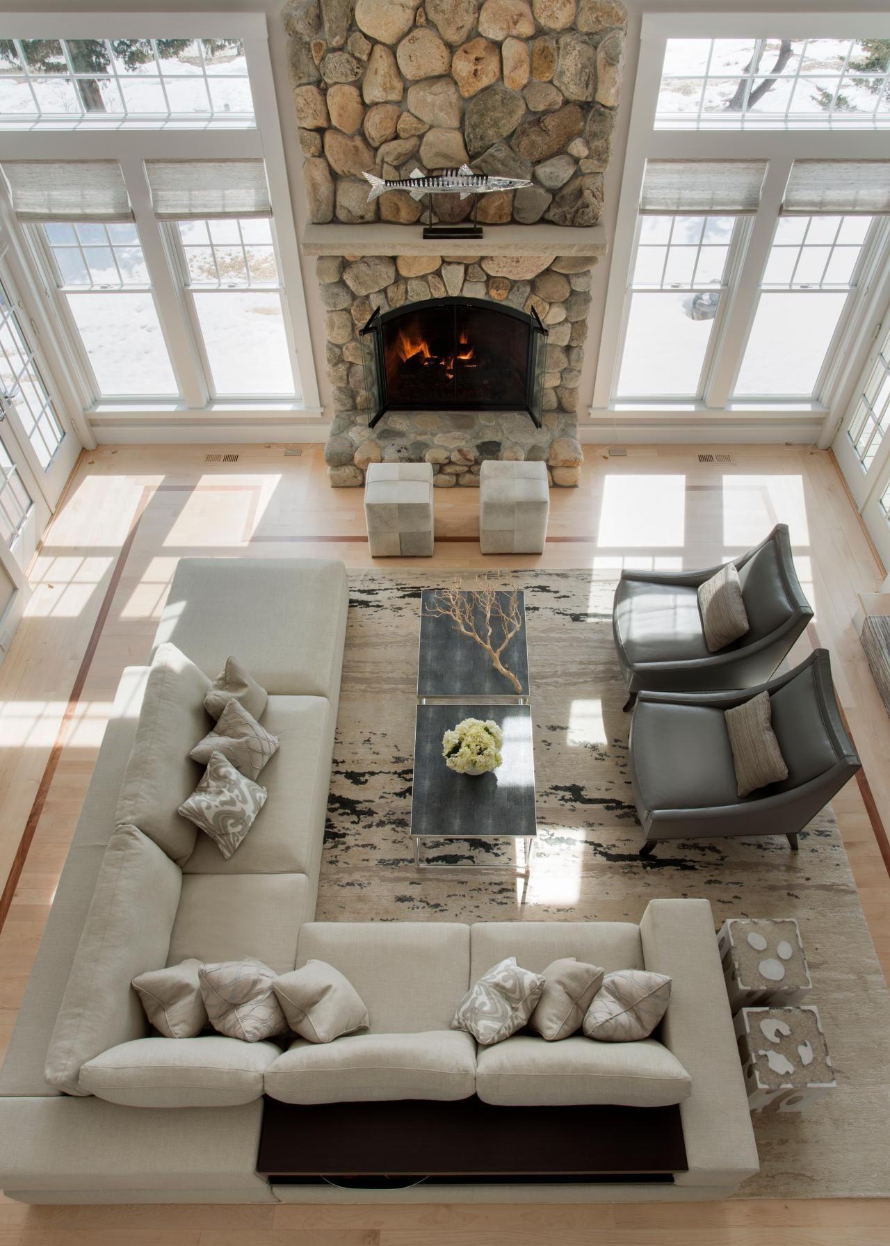 Big Living Room Furniture Large Family Livingroomfurniture Livingroomdecor Inte Living Room Furniture Layout Marthas Vineyard Interior Design Livingroom Layout