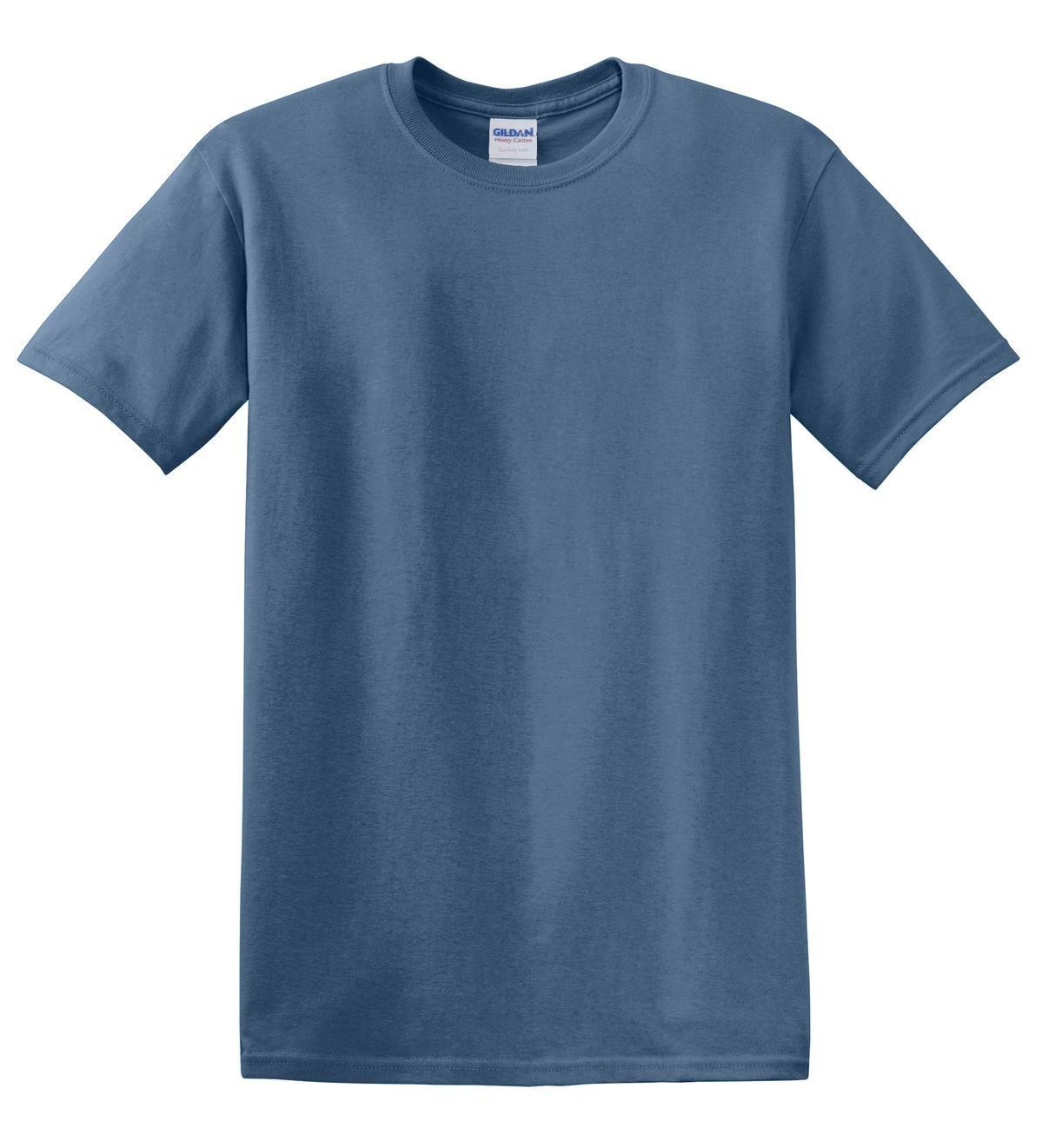 Download Gildan Gildan New Iwpf Men Heavy Cotton T Shirt Walmart Com Blank T Shirts Shirts Custom Clothes