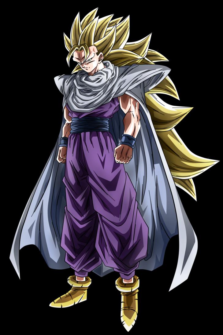 Great Warrior Great Potential Gohan Ssj3 By Koku78 Anime Dragon Ball Super Dragon Ball Image Dragon Ball Super Art
