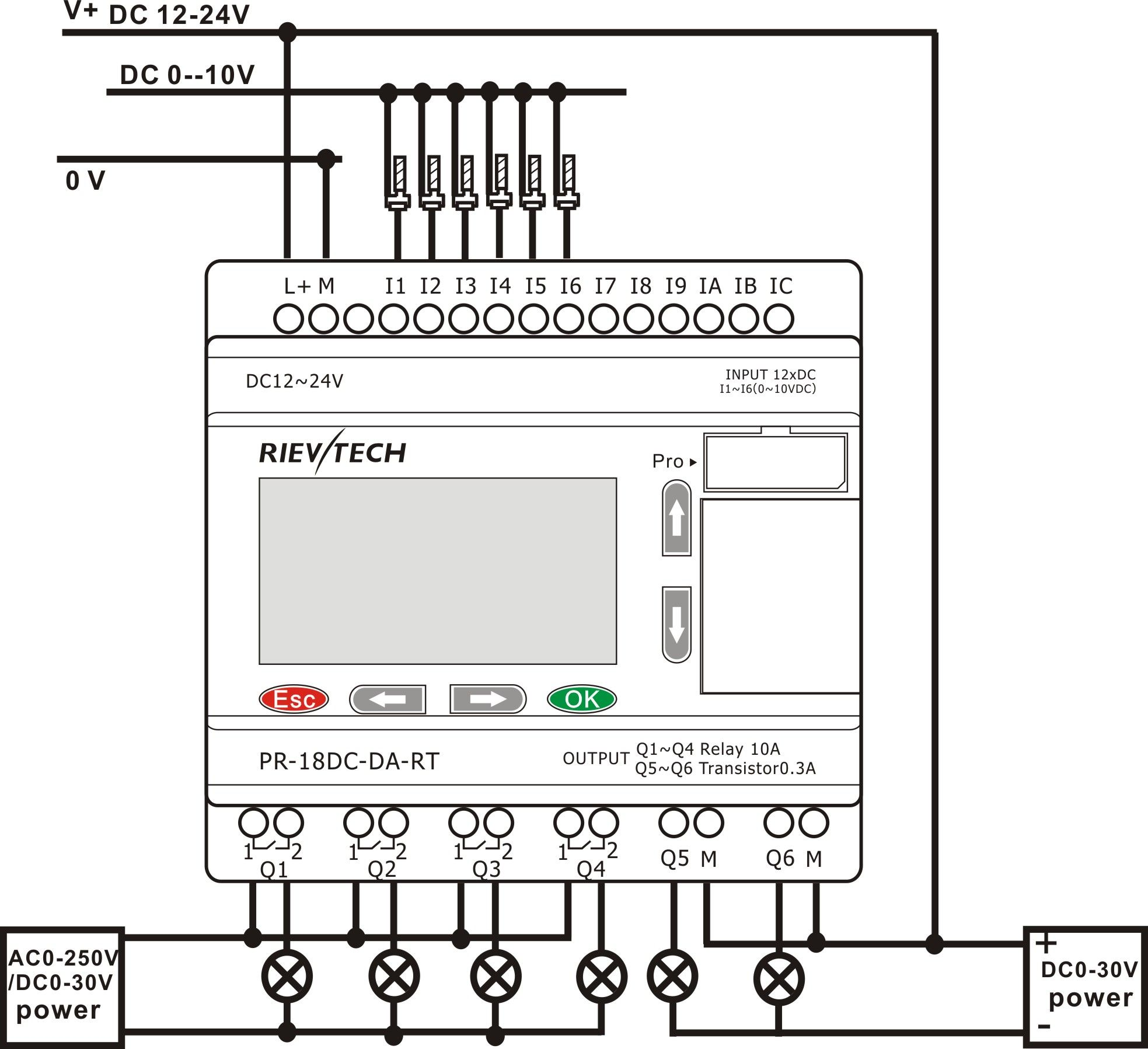 Wiring Diagram Phenomenal Plc Power Supply Pc With  With