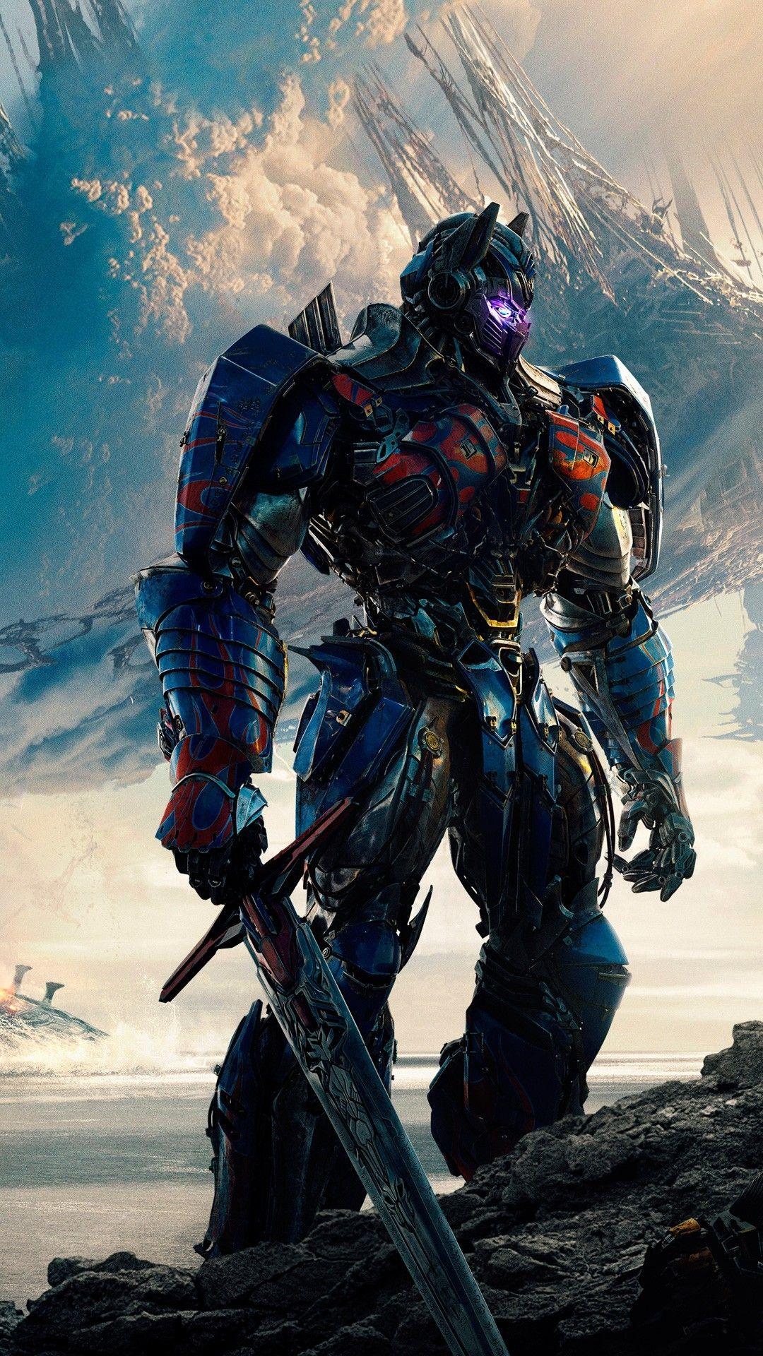 1080x1920 Hd Transformers The Last Knight Wallpaper